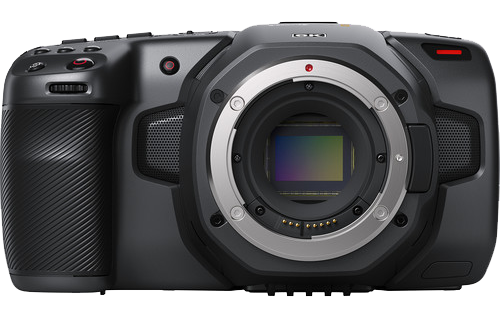 Blackmagic Pocket Cinema Camera 6k Underwater