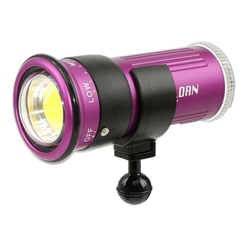 Keldan Video 4X 10,000 Lumen Light Underwater