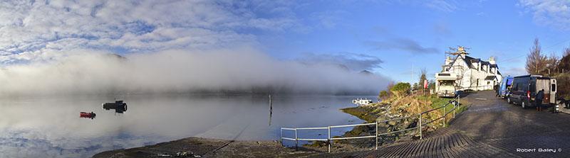 Loch Carron Slipway