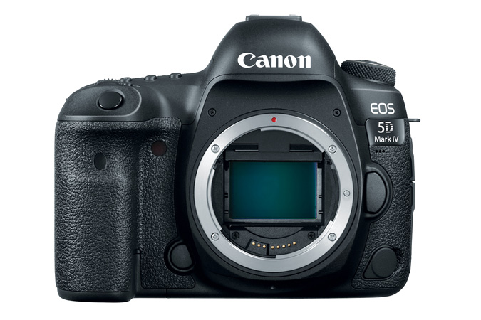 Canon 5D MK IV Underwater