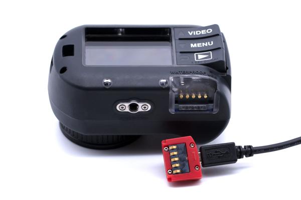 Charging the SeaLife Micro 3.0 Underwater Camera