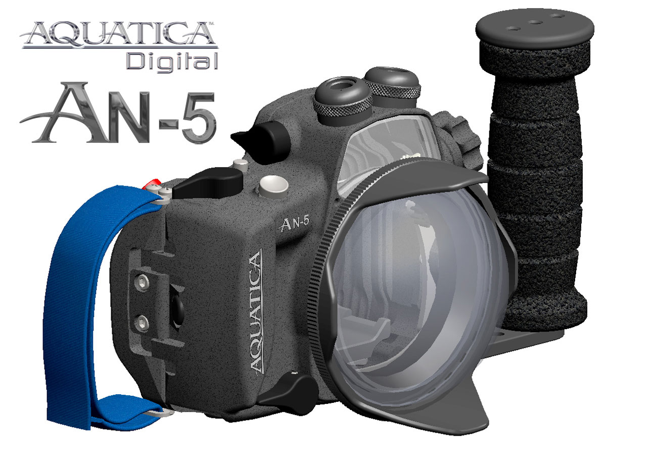 Aquatica underwater housing for the Sony NEX-5 camera