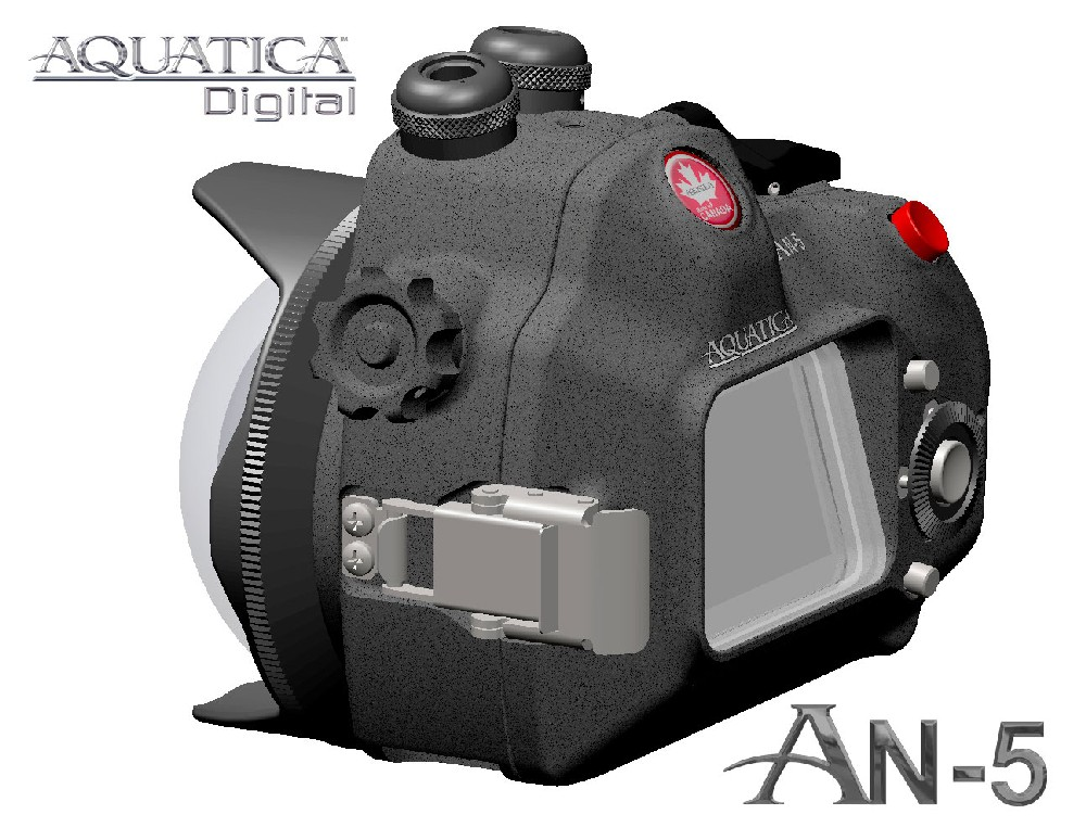 aquatica sony NEX-5 underwater housing