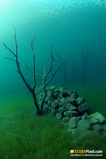 Diving Into History The Flooded Farms Underwater Photography Guide
