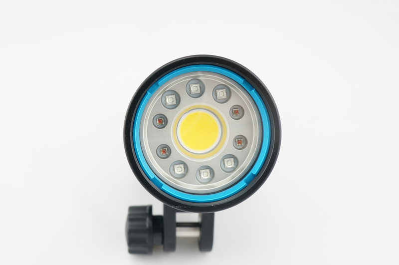 Water resistant light elements