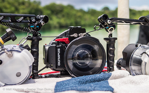 5 Reasons To Go Mirrorless Underwater Photography Guide