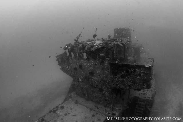 YO 257 Shipwreck