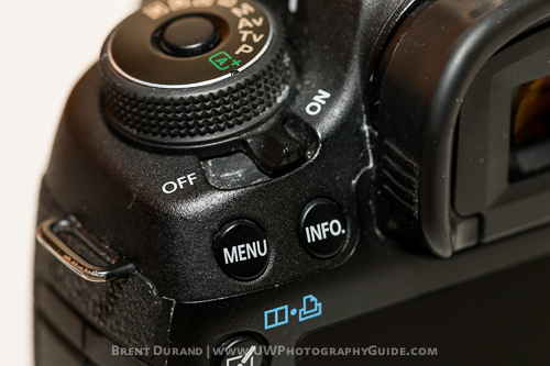 Canon 5D Mark 3 settings