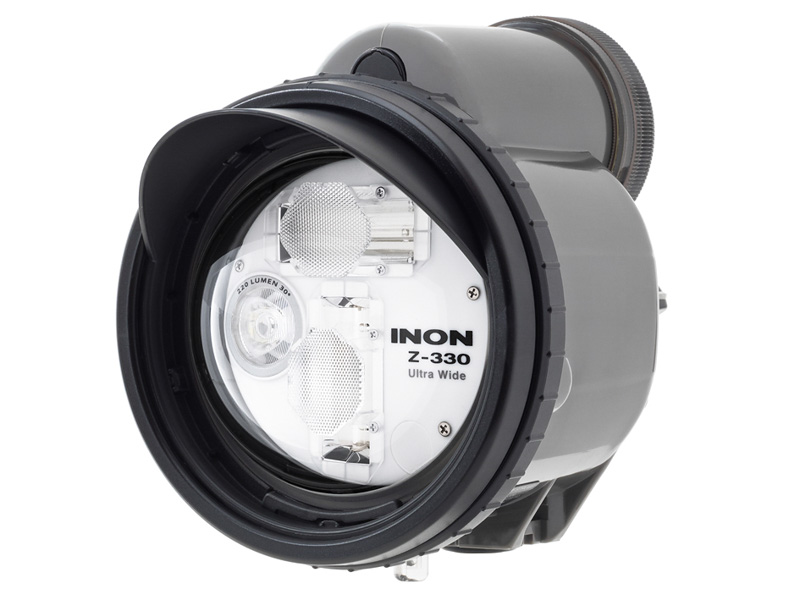 Inon Z330 Strobe - a Photographer's Review - Underwater