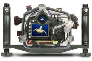 Ikelite canon 5d mark iii underwater housing