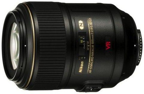 Nikkor f/2.8G ED 105mm Macro Lens