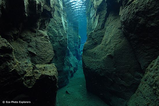 Scuba Diving Iceland