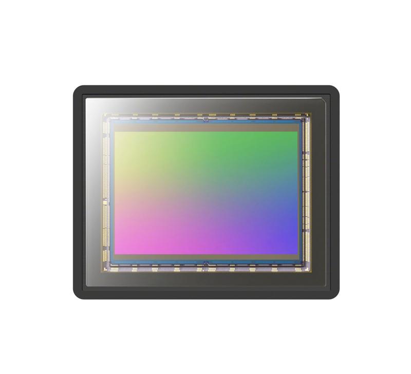 stacked 50 MP CMOS sensor Sony A1