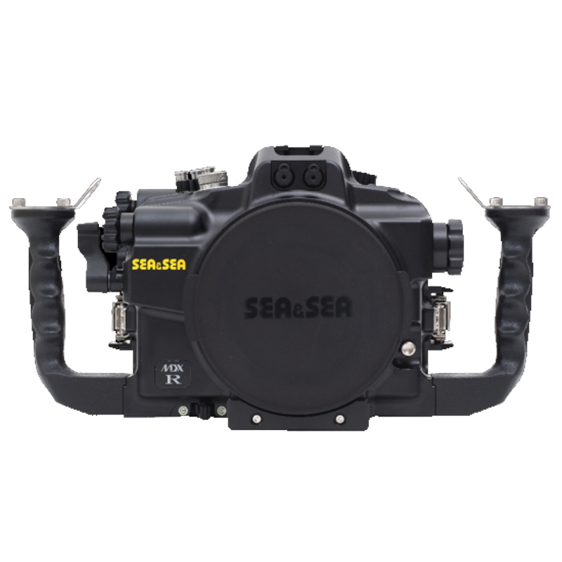 Sea & Sea Canon EOS R Underwater Housing