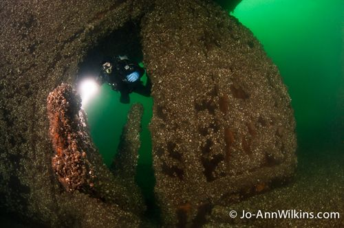 st lawrence river scuba diving
