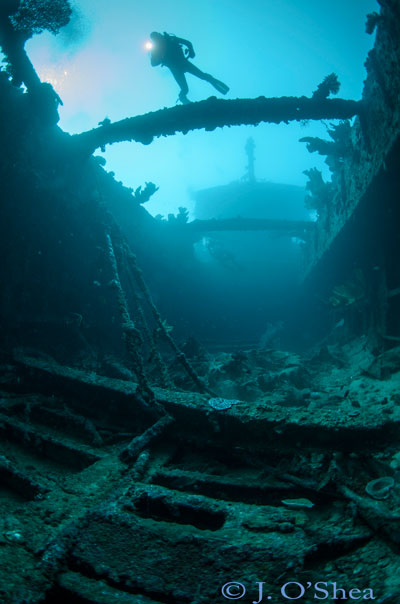 Wreck of the Ann Solomon Islands