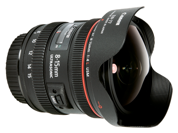 Canon 8 15mm Fisheye Lens Review Underwater Photography