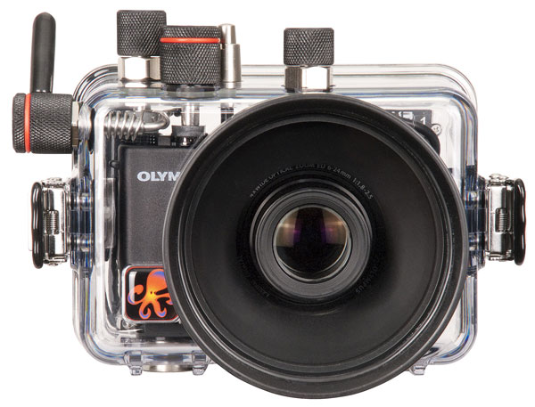 sony XZ9v underwater housing