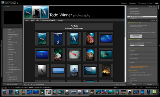 Adobe Lightroom Web