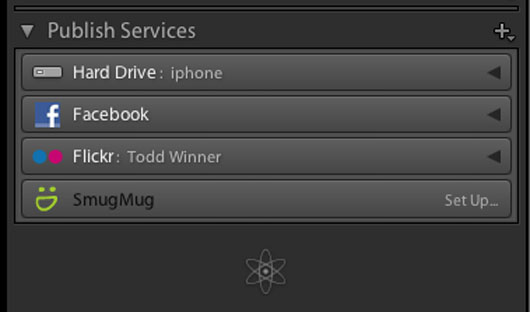 Lightroom Publish