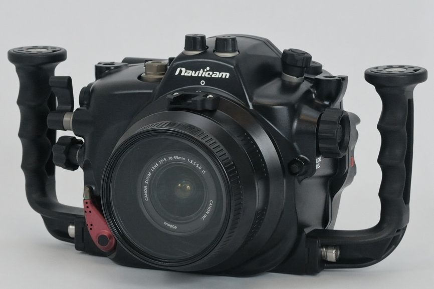Nauticam announces their newest housing for Canon's 60D