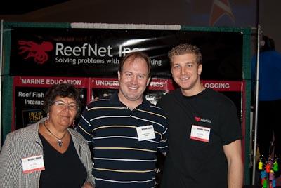 reefnet booth