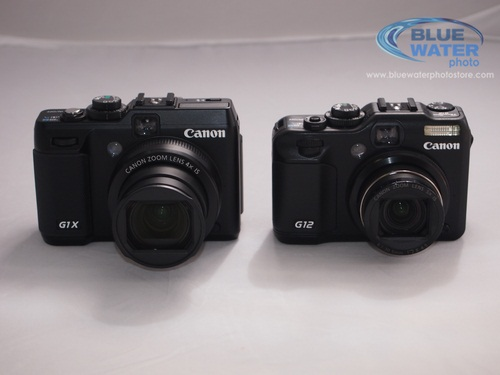 Canon G1x review for underwater photography