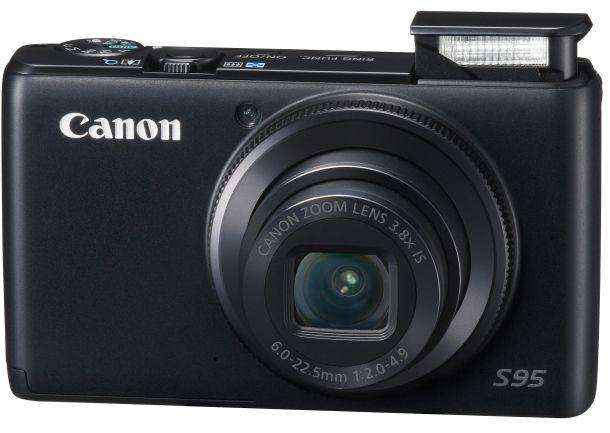 canon s95 camera