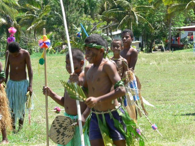 local culture in Fiji