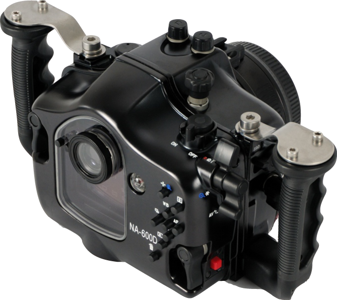 Nauticam announces a new underwater housing, the NA-600D for