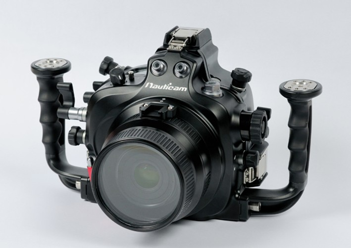 nauticam d90 underwater housing