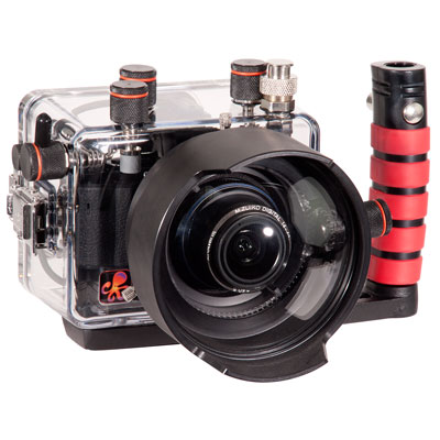 ikelite e-m10 housings