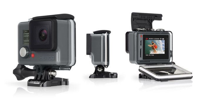 GoPro Hero LCD Review