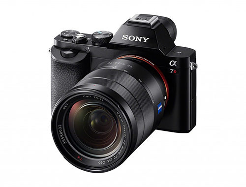 Sony Mirrorless a7R