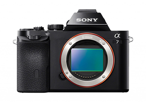 Sony Mirrorless a7