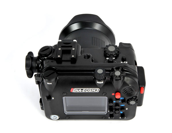 nauticam canon m3 housing review
