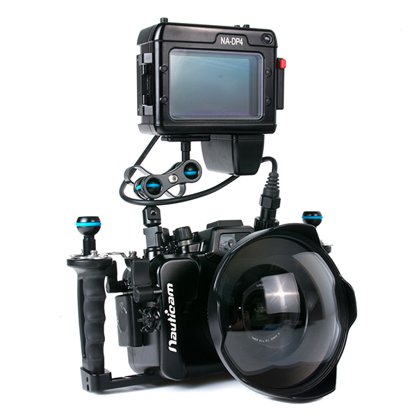 Nauticam GH4 Underwater Video Monitor
