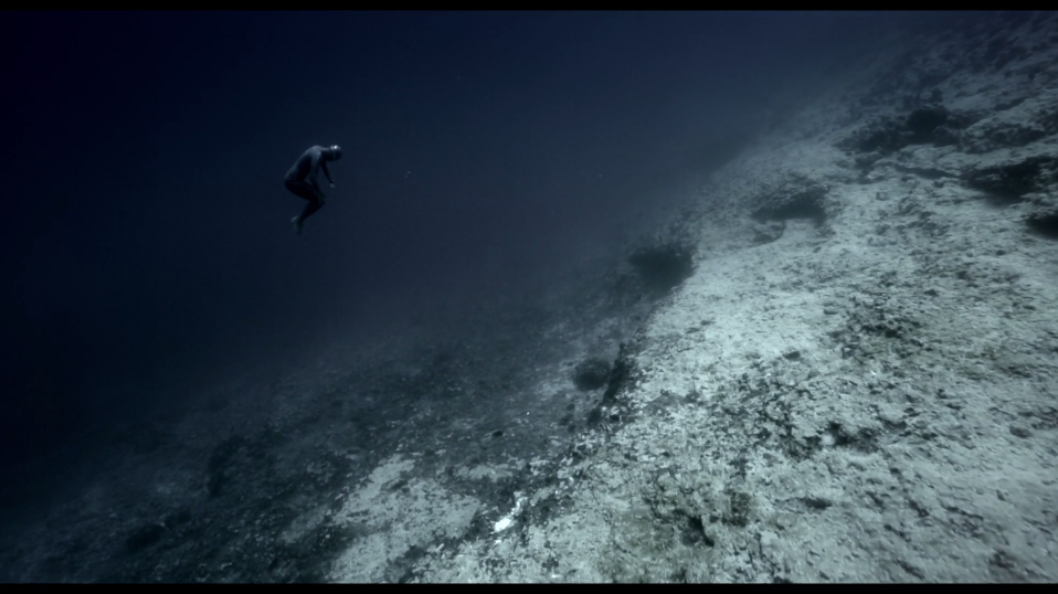 ocean gravity film