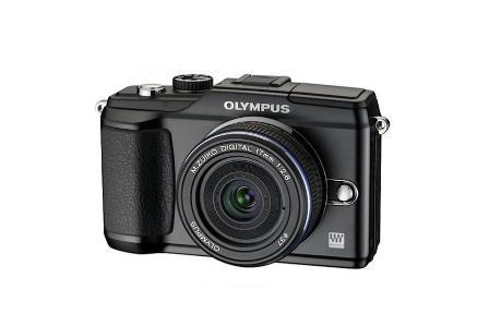 olympus e-pl2 camera