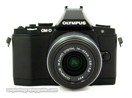 Olympus OMD E-M5 Camera