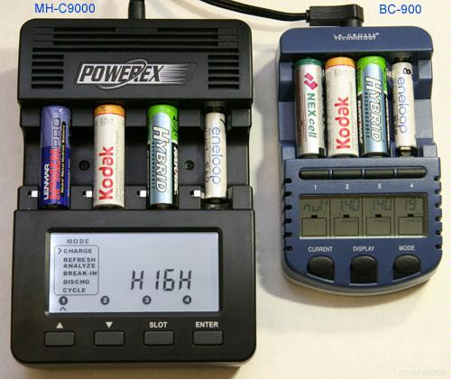Powerex Models MH-C9000 and BC-900