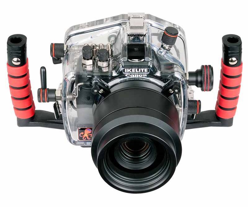 Ikelite Canon 7D Mark II Housing Review - Underwater Photography Guide