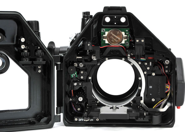 Nauticam Olympus E-M5 II Housing Review