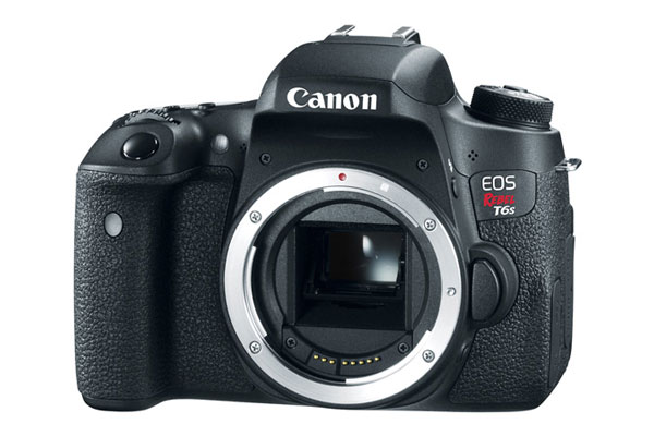 Canon Eos T6s And T6i Dslrs Announced Underwater
