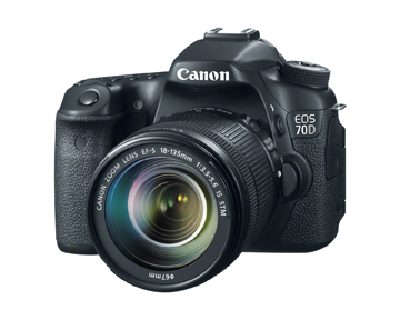 Canon 70D Review for Underwater Video - Underwater