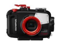 Olympus TG-4 Underwater housing