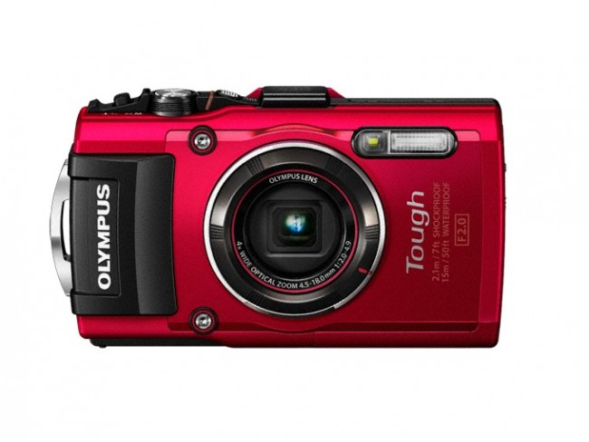 Olympus Tough TG-4 Camera Review