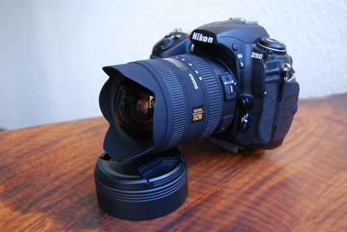 sigma 8-16mm lens build quality front element
