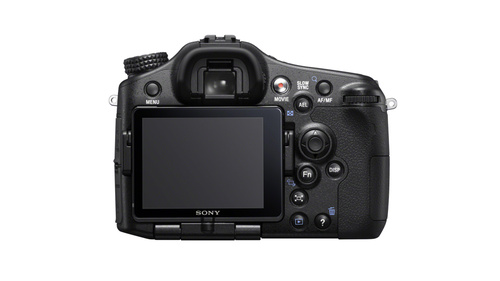 sony slt-a77 camera underwater photography