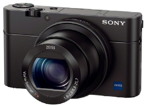 sony RX-100 III review for underwater photography